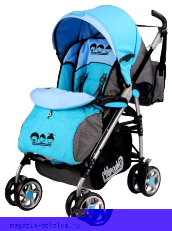 Chipolino Pooky-+-car-seat